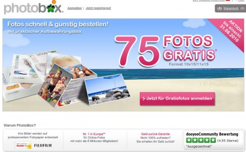 photobox gutschein