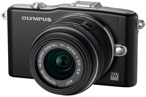 Olympus PEN Mini PM1 Systemkamera